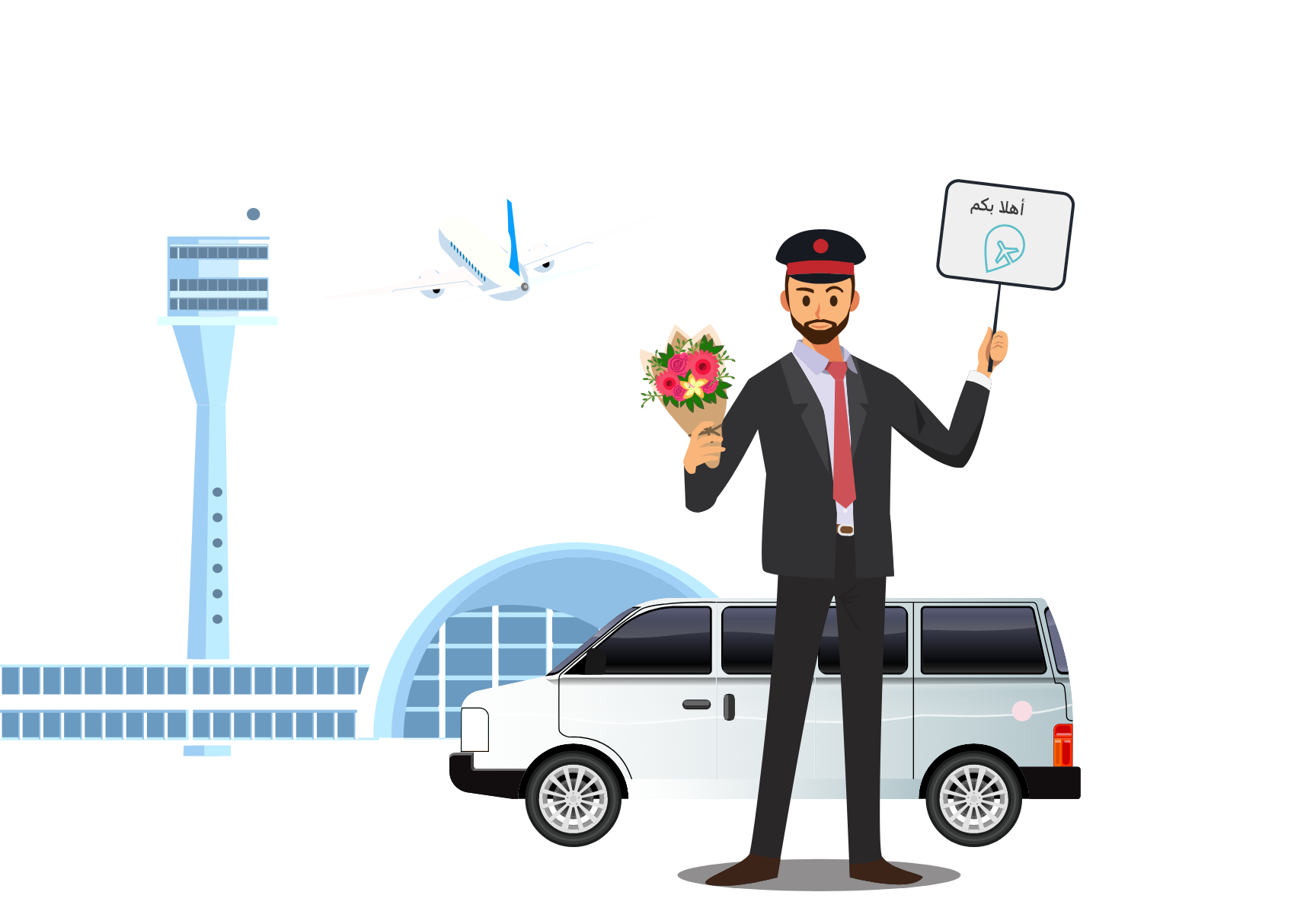 taxi animation
